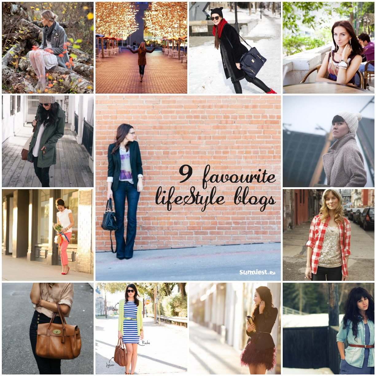 9-favourite-lifestyle-blogs by sunniest