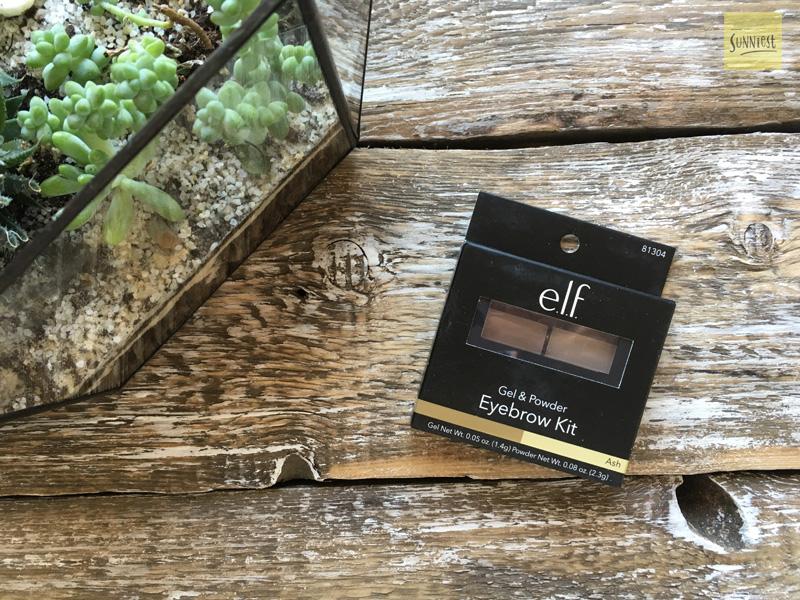 Покупки на iherb: минеральная косметика elf