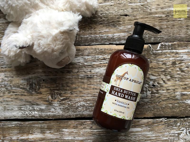 Покупки на iherb: мыло