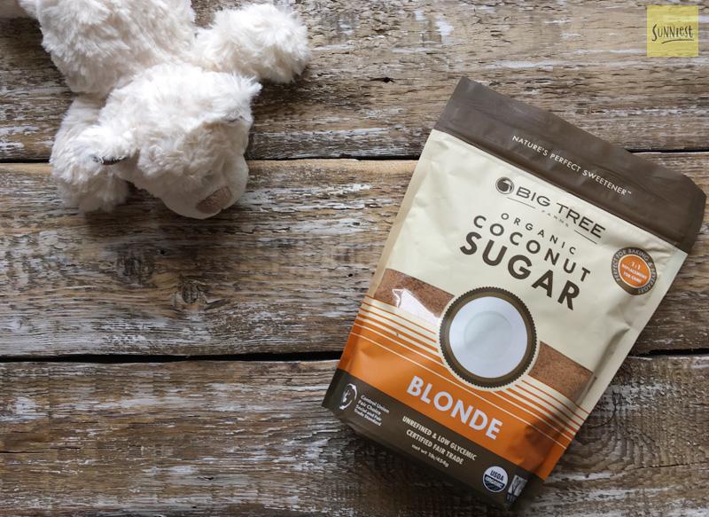 Покупки на iherb: кокосовый сахар