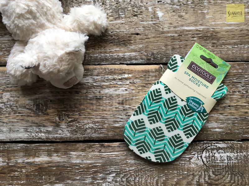Покупки на iherb: спа-носочки