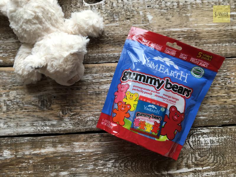 Покупки на iherb: органические конфеты для детей