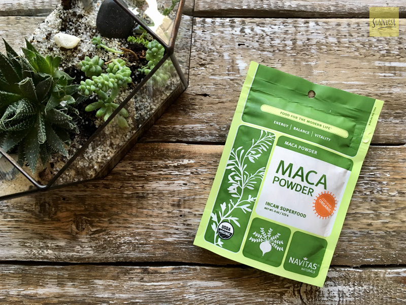 Что купить на айхерб: maca powder