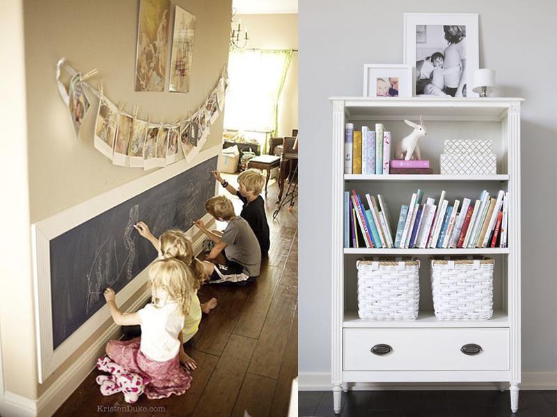 Оформление детской комнаты, советы декоратора Danya May